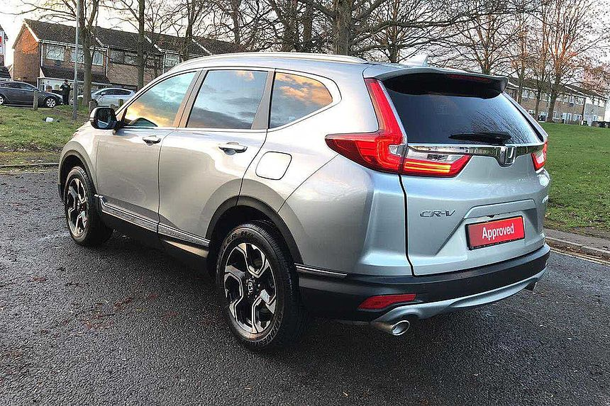 Honda CR-V 1.5 VTEC TURBO SR 4WD 7 Seats 5-Door